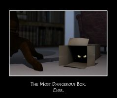 The Most Dangerous Box by pixelworlds