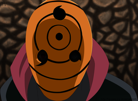 The New Mask of Tobi by hyugasosby