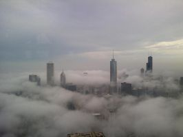 View Over Chicago by Anon0131