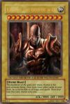 KRATOS THE ULTIMATE CARD by MANIACALMINDthe1st