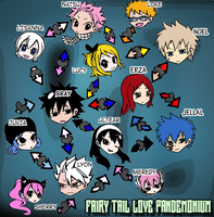Fairy Tail Love Pandemonium by NoelDragous