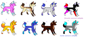 Adoptables*OPEN* by DJR3ZY