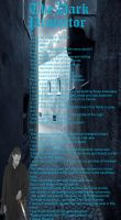 Dark Protector Text 2 by Foreststone