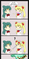 No more Pluto or Sailor Moon by sakura02