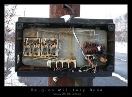 Belgian Military Base, 2 of 18 by mopeSE