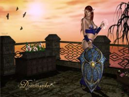 Dreamseeker - Everquest Cleric by Sabreyn