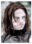 The Winter Soldier by PDJ004