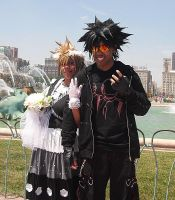 X-Blade Wedding by R-Legend