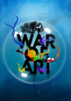 :: war of art :: by alfone