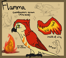 - Flamma reference - by VlSl0N
