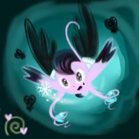 Snowflake wait for me! by Brooke-The-Fox