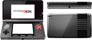 3DS Idea -NES Edition- by spdy4