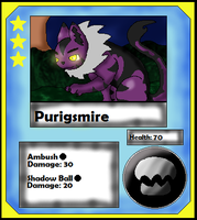 Purigsmire Card (Adopt) by Dianamond