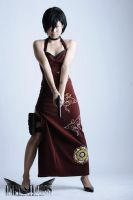 RE4 - Ada Wong 7 by Hyokenseisou-Cosplay