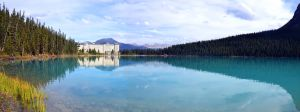 Lake Louise Panorama - Canada by dunkeltoy