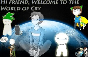 ChaoticMonki: The World of Cry by ThatNekohacker
