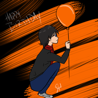 Happy Birthday To Myself by Art-of-Sorrows