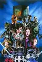 DOCTOR WHO Series 5 by Herbarianband
