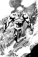 MiracleMan by olivernome