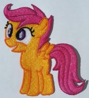 Scootaloo Patch Updated by EthePony