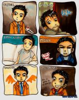 SPN_Changing personalities by marixon