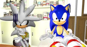 Sonic is....WHAT!? by Jordy2000