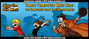 ATW4: Tandy Computer Whiz Kids - No to drugs by MTC-Studio