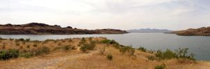 Lake Havasu - panoramic by cagurl23