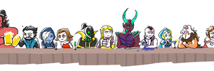 in the same table by NimblerScout