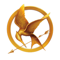 The Mockingjay pin Png by ThePolkadot