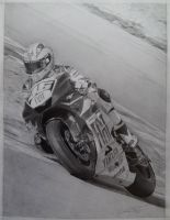 Valentino Rossi - Finished by VelvetVamp