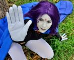 Talk to the hand by OnyxSky-Cosplay
