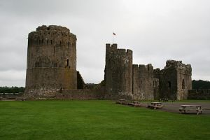 Pembroke Castle 10 by OghamMoon