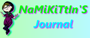 Early 2012 Journal Header by NaMiKiTtIn