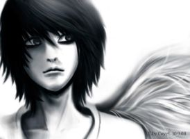 death note - L by CoyeL