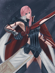 lightning by aznswordmaster1