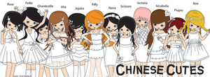 CHINESE CUTES - Let's Cutes Together  : ) by chinese-cutes