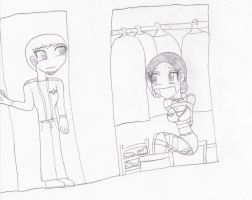 Armin's DID surprise by The-Miho-chan