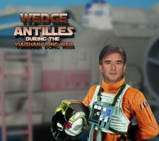 Wedge Antilles by Irishmile