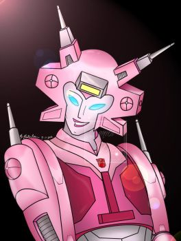 Elita One - COMPLETE by Lady-ElitaOne-Arts