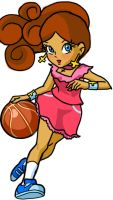 Mario S Lost Girls Favourites By Princessaadaisy12 On Princess Basketball