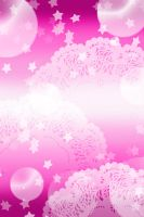 Perfectly Pretty Pink BG by YuniNaoki