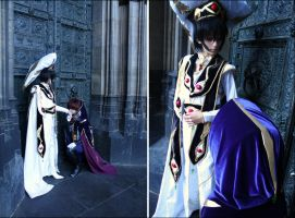 Code Geass: Your Sword by Green-Makakas