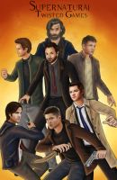 Supernatural: Twisted Games by MellodyDoll