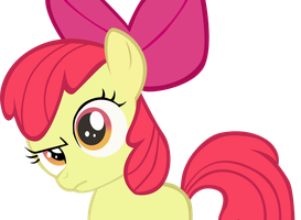 Apple Bloom Vector by sup3rgh0st