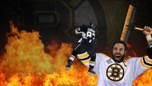 Bruins Sweep Wallpaper by bbboz