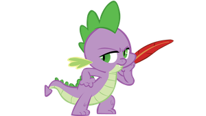Humph Spike Vector by totalcrazyness101