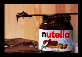 Inspired by Nutella by LyDeea