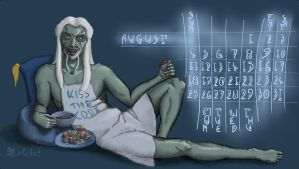 Mister August: Shawn by sleepyowlet