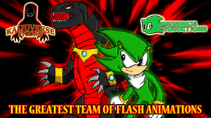The Greatest Team of Flash Animations by KingAsylus91